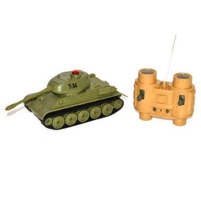 Tank RC na dálkové ovládání 20 cm