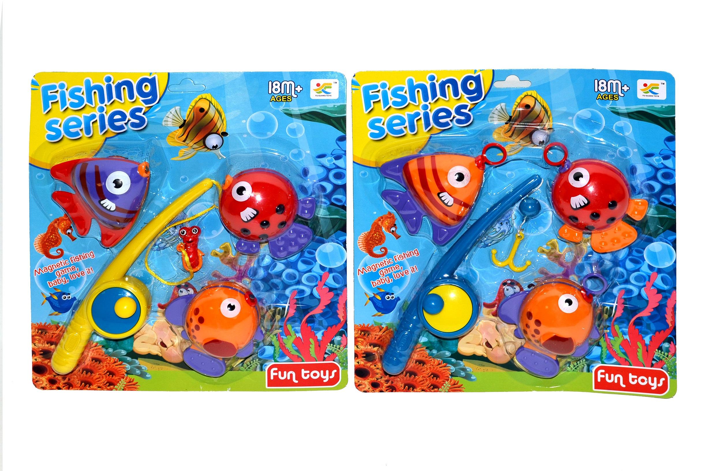 Hra rybičky /2 druhy