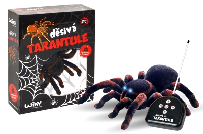 Wiky Děsivá Tarantule RC