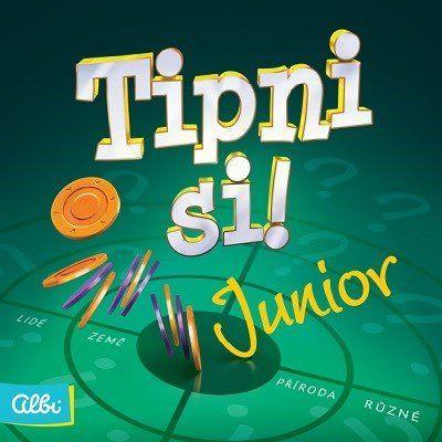 Tipni si Junior Dětská hra