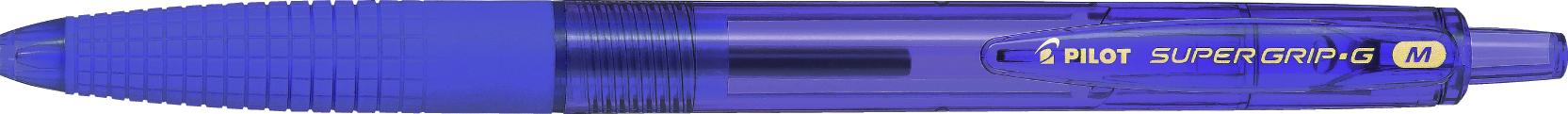 SuperGrip-G, kuličkové pero, RT, 1.0, fialová