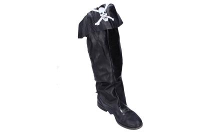 Návleky na boty pirát 45 cm