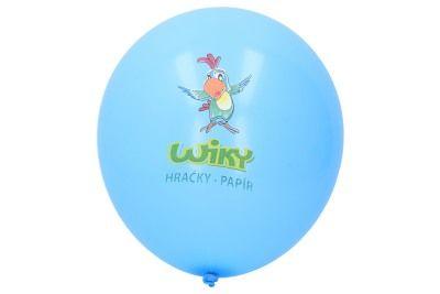 Balónek Wiky modrý