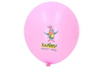 Balónek Wiky růžový