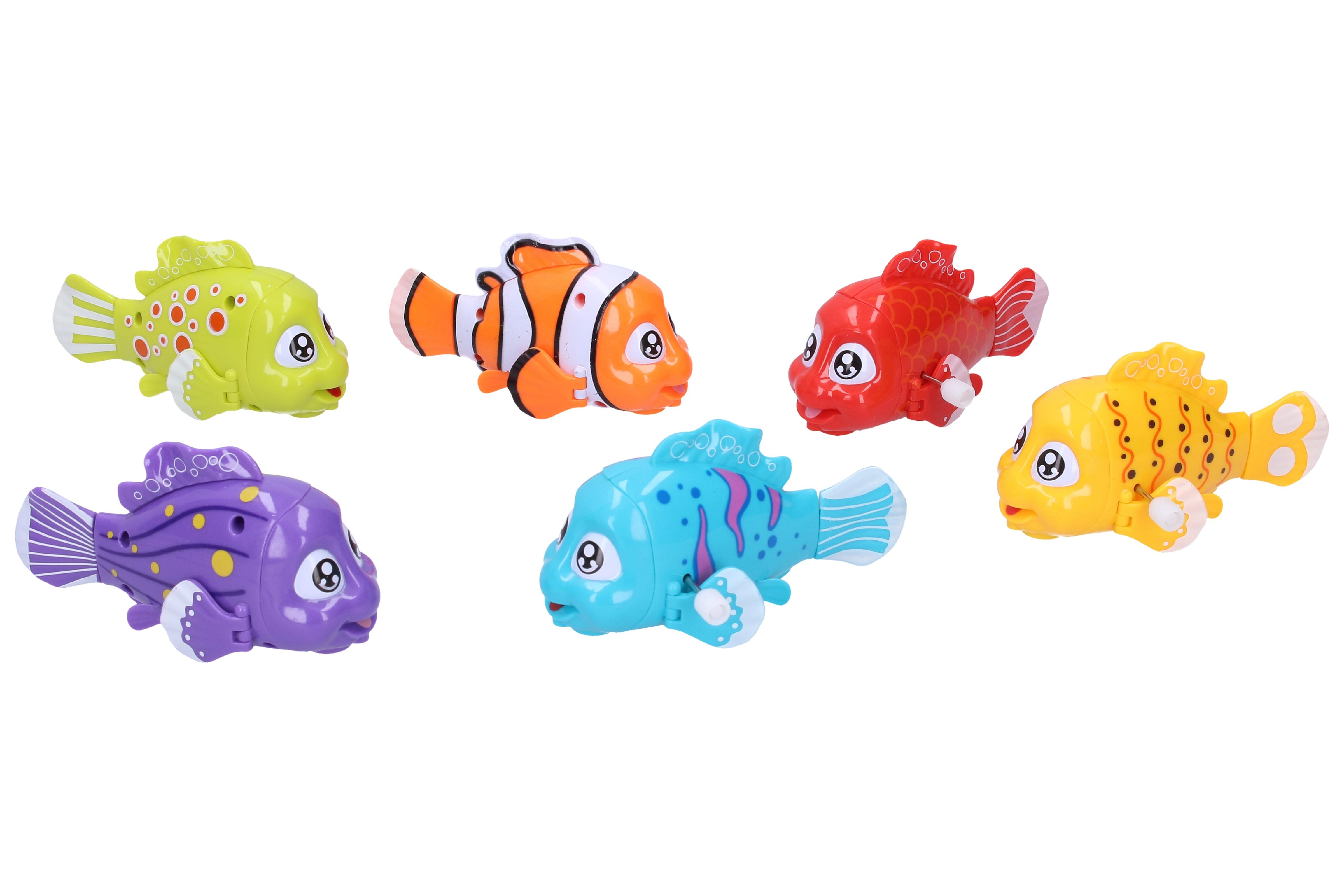 Ryba na natáhnutí 11 cm