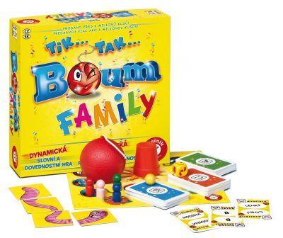 Tik Tak Bum Family (CZ,SK)