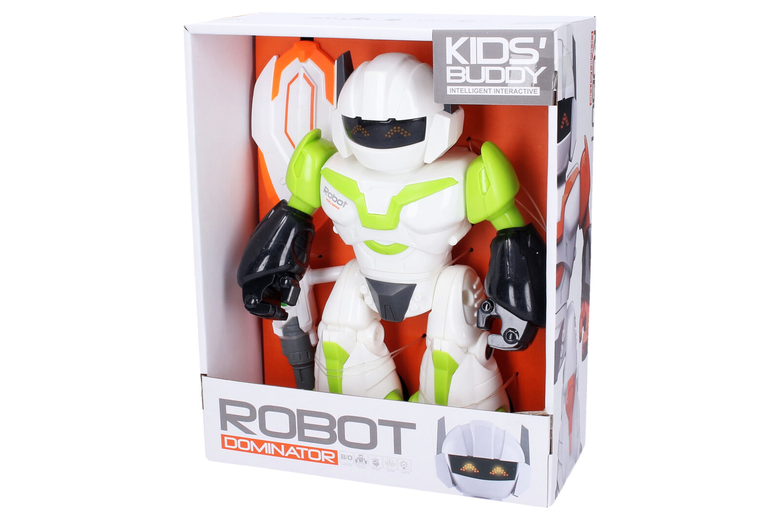 Levně Robot s efekty 22 cm
