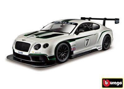 Bburago 1:24 Race Bentley Continental GT3