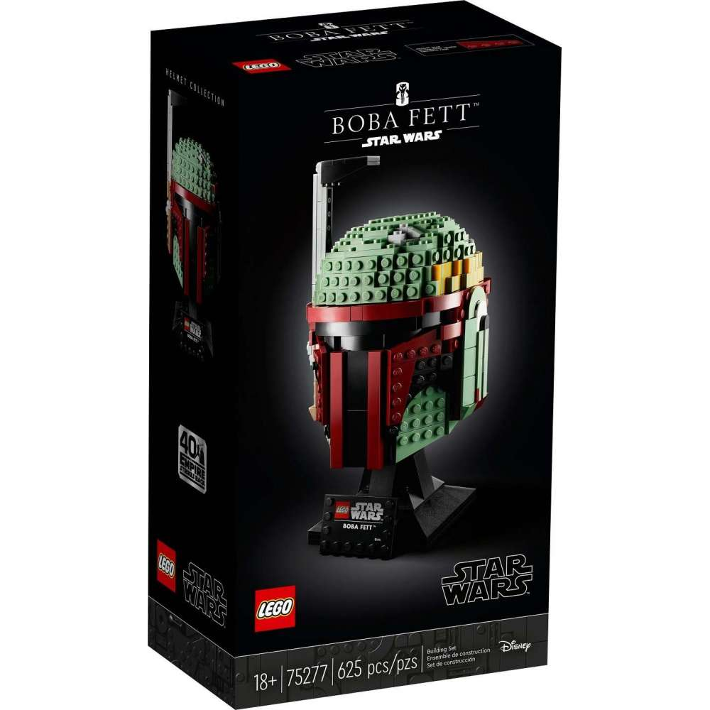 LEGO 75277 Star Wars™Helma Boby Fetta