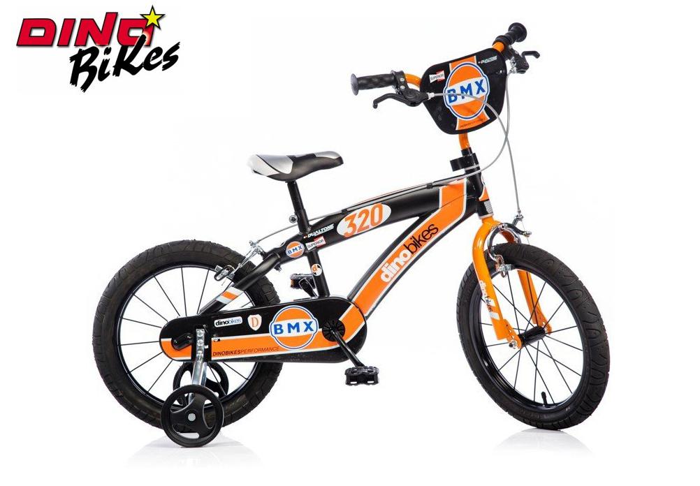 Dino Bikes Dětské kolo BMX