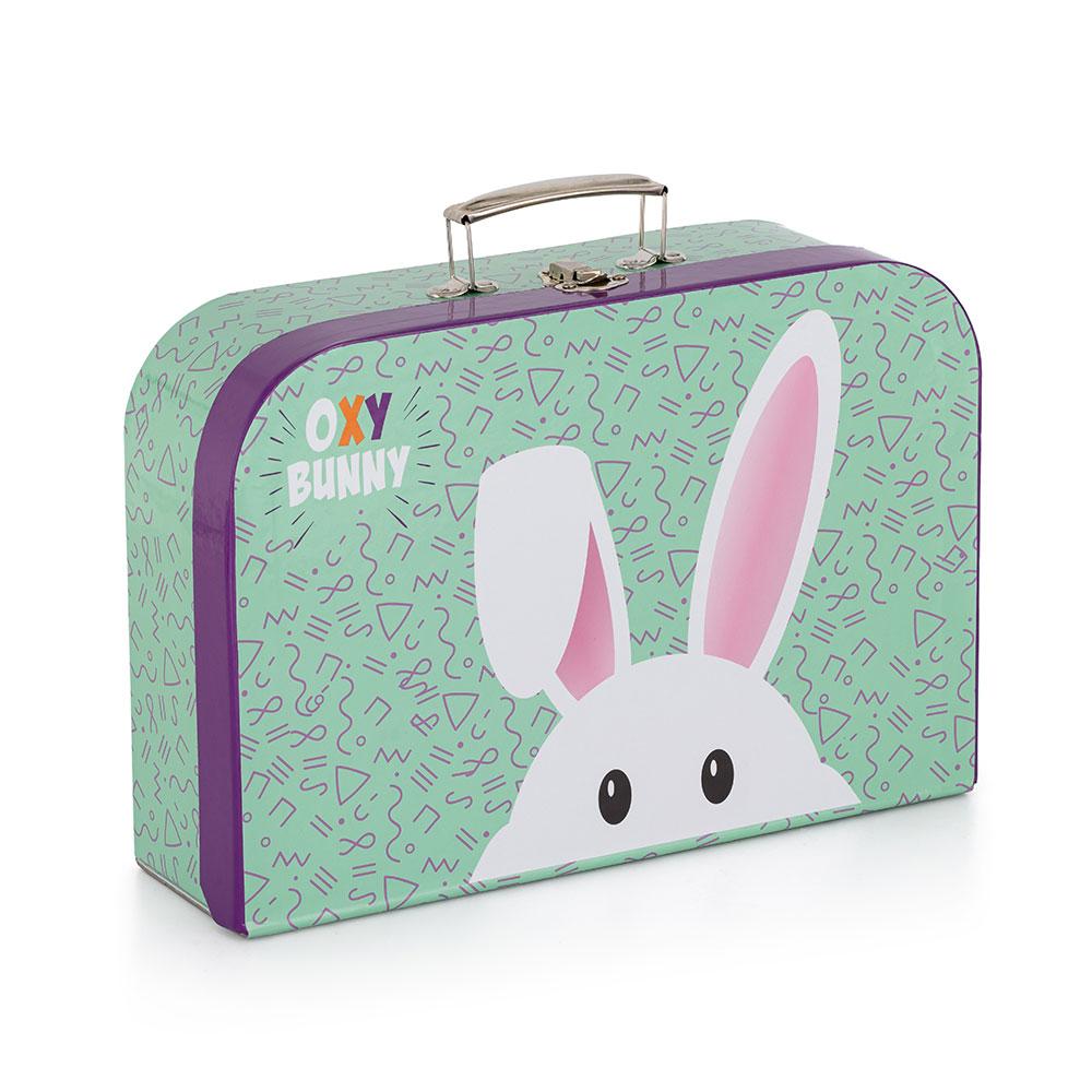 Kufřík lamino 34 cm Oxy Bunny