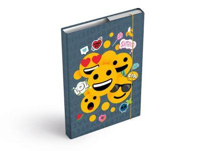 Desky na sešity MFP box A5 Smile
