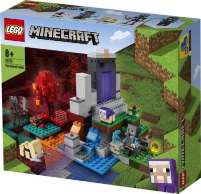 LEGO Minecraft™ 21172 Zničený portál