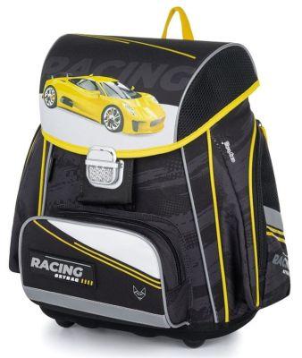 Školní batoh PREMIUM auto